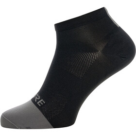 GORE WEAR M Light Chaussettes courtes, black/graphite grey